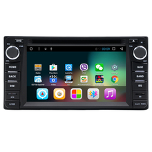Android 6.0 car dvd player for Toyota Corolla Hilux VIOS Old 4 Runner Camry Prado RAV4 Prado 2003-2008 Car Radio GPS 200*100 mm