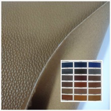NEW! High quality Fashion litchi grain pu synthetic leather fabric 67 color 1.3 mm thick Suitable for bag sofa couro belt