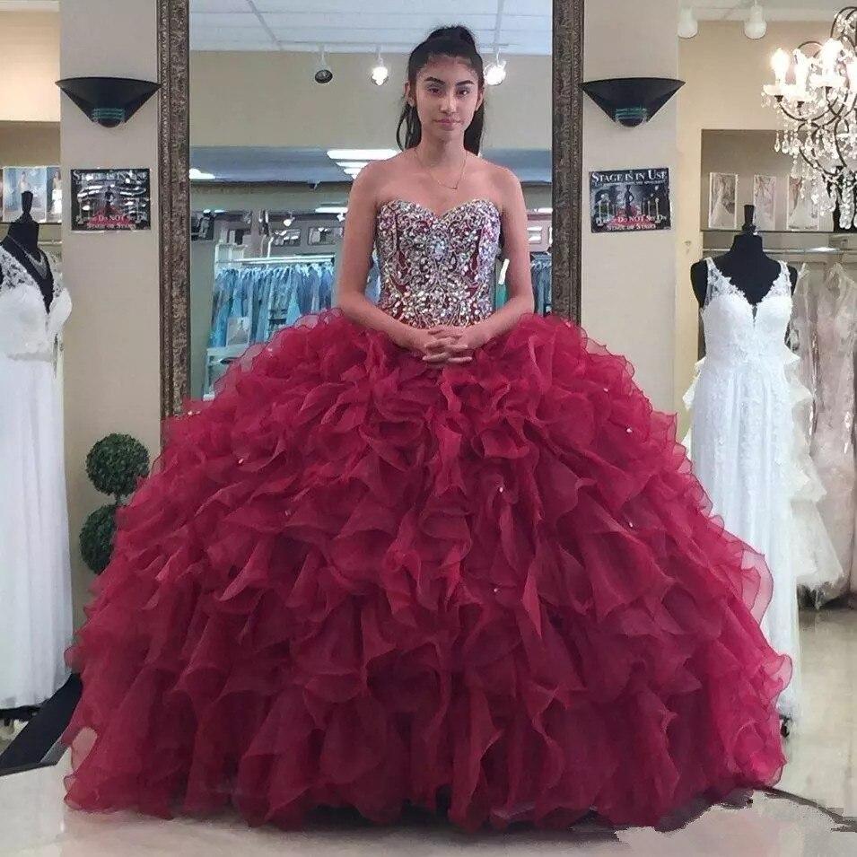6227b9b22 Compra sweet 16 dresses y disfruta del envío gratuito en AliExpress.com