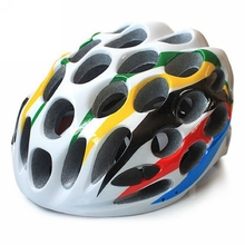 2016 cycling helmet bicycle helmet bike helmet casco ciclismo capacete de ciclismo colorful red white blue orange