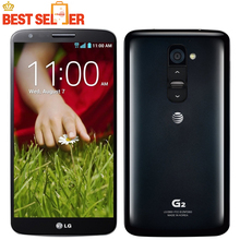 "Original LG G2 F320 D800 D802 F320S F320K F320L Unlocked Mobile Phone Quad Core Android 4.2 13MP 5.2"" IPS 2GB RAM 16GB ROM"