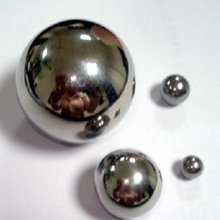 48mm diameter 304 stainless steel decorative metal spheres(China)