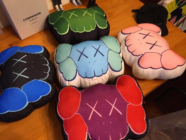 kaws cushion fashion home  decoratin car decoration kaws original fake  gift for friend<br><br>Aliexpress
