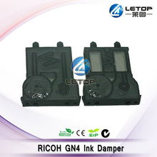 uv flat printer damper uv ink damper for gn4 print head