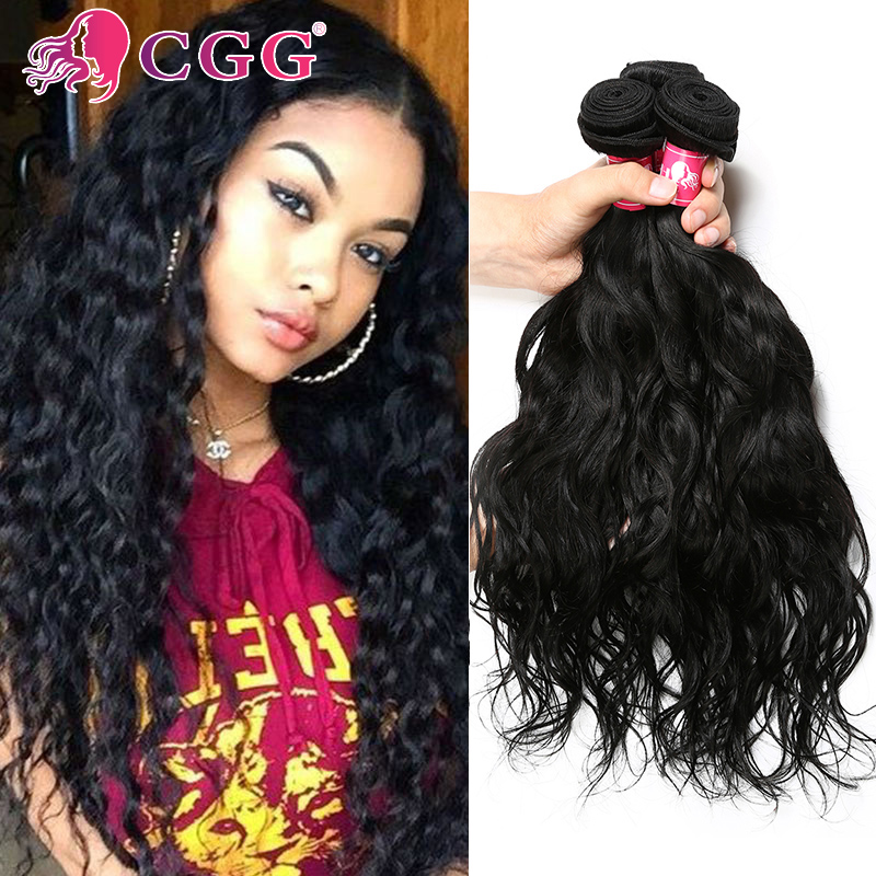 7A Unprocessed Virgin Hair Peruvian Virgin Hair Natural Wave 100% Human Hair Weave Bundles Peruvian Natural Curly Hair 4 Bundles<br><br>Aliexpress