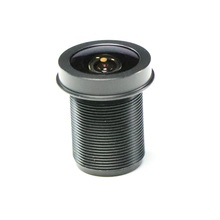 1.44mm Lens 3.0 MegaPixel Wide-angle 180 Degree MTV M12 x 0.5 Mount Infrared Night Vision Fisheye Lens For CCTV Security Camera