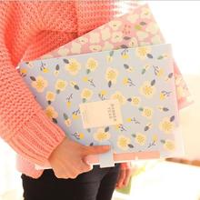 """Banner Year"" File Folder 8 Index Layers Document Study Working Expanding Wallet Organizer Bag"
