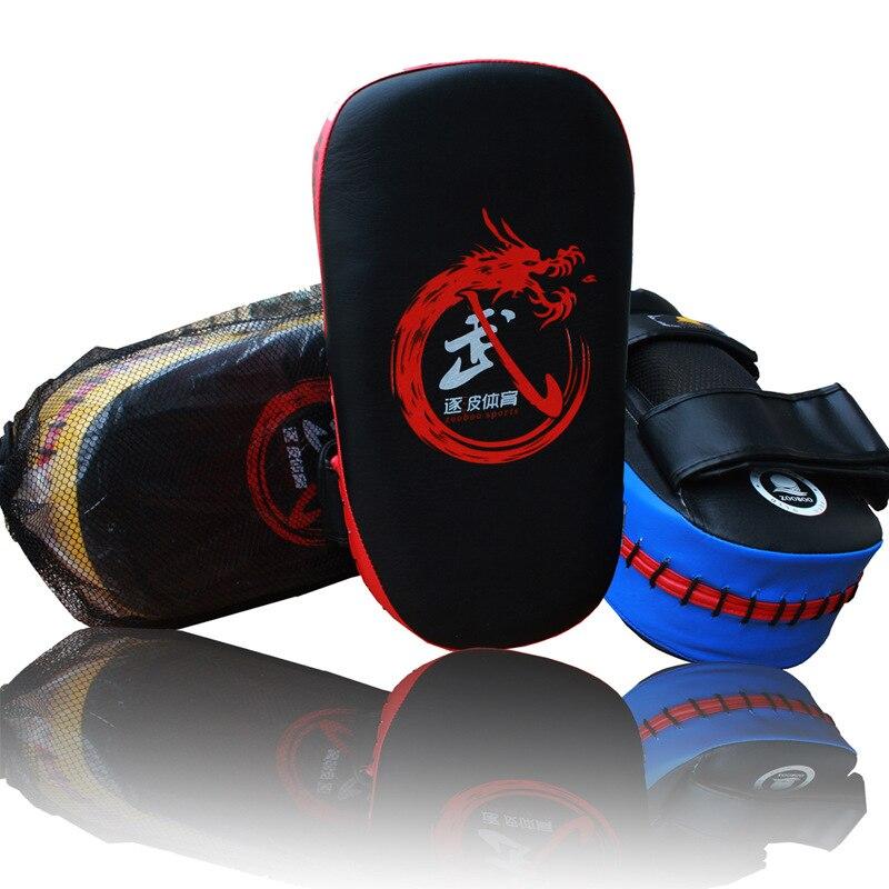 Taekwondo Focus Foot Target Boxing Kick Punch Pad Shield for Martial Training US