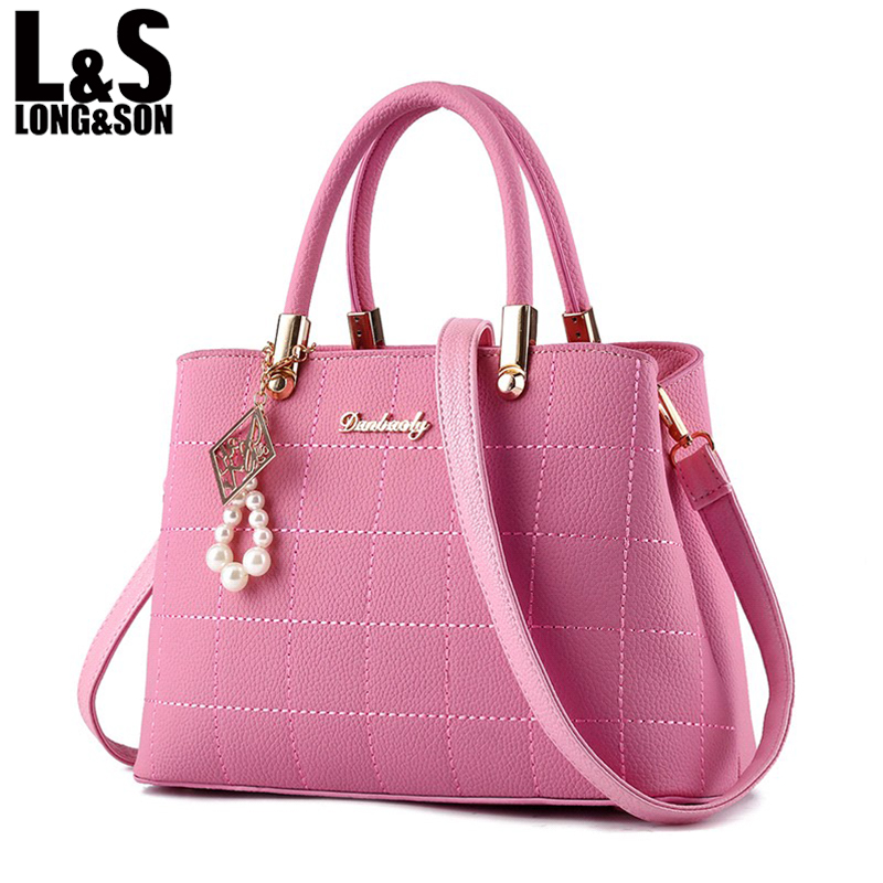 2017 Luxury Handbags Women Bags Designer Pu Leather Messenger Bag Famous Brand Shoulder Bag Crossbody Woman Tote Bag WB083<br><br>Aliexpress
