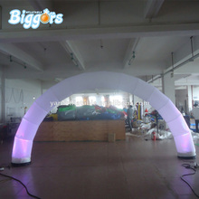 Inflatable Led Lighting Arch Led Light Wedding Arch Cheap Inflatable Arch For Sale(China)
