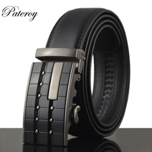 Designer Mens Belts Luxruy High Quality men's brand Real leather belt Ceinture cinturon hombre cinto masculino couro Male Waist(China)