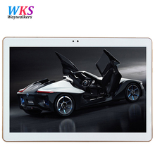 10 inch tablet pc Octa Core 3G 4G LTE Tablets Android 5.1 RAM 4GB ROM 64GB Dual SIM Bluetooth GPS Tablets 10.1 inch tablet pcs