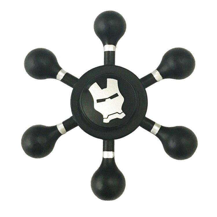 Type Fidget Spinne