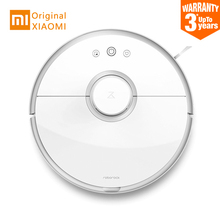 XIAOMI MIJIA robot vacuum cleaner 2 Wet drag mop Smart Planned with water tank Automatic Sweeping Dust WIFI APP Control 5200 mAh(China)