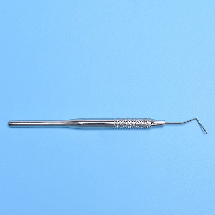 Dental periodontal probe calibration stainless steel probe single head calibration probe of dental instruments<br>