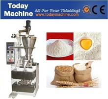 powder /flour /spices / starch /corn flour plastic bag packing machine