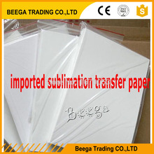 100 Sheets A3 Sublimation Transfer Paper Sublimation Paper,Heat Transfer Paper Picture on Glass, Metal, Wood, Stone, Clothing