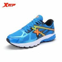 XTEP Brand 2016 New Summer Men's Wholesale Running Shoes Sports Shoes Sneakers  Trainers Outdoor Athletic Shoes 984219119511