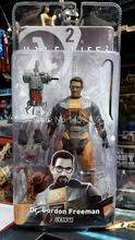 NECA Half Life 2 Dr. Gordon Freeman PVC Action Figure Collectible Model Toy Doll(China)