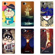 Buy Case Sony Xperia L S36h C2105 C2104 Cover Fashion UV Printing Cartoon Back Shell Hard Plastic Skin Phone Coque for $2.35 in AliExpress store