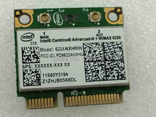 SSEA NEW for Intel Centrino Advanced-N WiMAX 6250 622ANX half MINI PCI-E Wireless Card for IBM T410 T510 X201i X220 FRU:60Y3195(China)