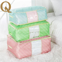 2017 The most popular home collection tools candy color three sizes of Oxford cotton cloth bag with a portable bag(Bulgaria)