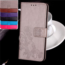 YOCASE Leaf Leaves Leather Phone Case For Umi Rome X Cover Cases For Umi Rome X Wallet Mobile Part Accessories Holster Bag