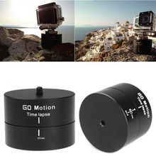 High Quality Stabilizer Tripod 360 Degrees Panning Rotating Time Lapse Gopro DSLR Camera