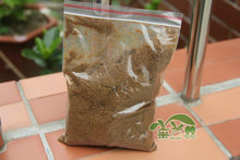 Hot 1 bag of kitchen waste compost mushroom bran fertilizer for bonsai tree species home garden plant seeds(China)