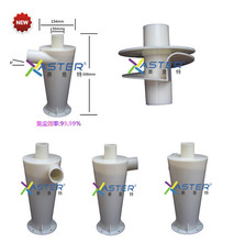 new 99.99% high performance Cyclone powder dust collector filter for vacuums woodworking free wholesale(China)