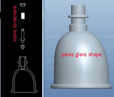 Vacuum Size Master Pro Male PENIS ENLARGEMENT Stretcher Extender Enlarger Enhancement Pump SizeMaster penis enlarger sex toys 8