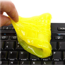 5pcs/lot Eb Hk High-Tech Magic Dust Cleaner Compound Super Clean Slimy Gel For Phone Laptop Pc Computer Keyboard Mc-1(China)