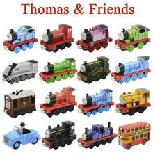 Diecast metal magnetic thomas and friends trains trackmaster thomas train classic toys for children learning education(China)