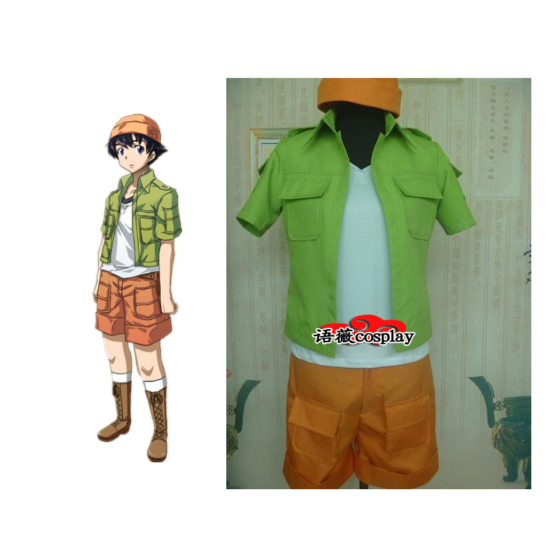 2016 Anime Future Diary Amano Yukiteru Cosplay Costume Any Size