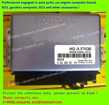 For  GEELY  Automotive  engine computer board/ECU/ Electronic Control Unit/Car PC/ 0261208257 HQ JL378QE /driving computer