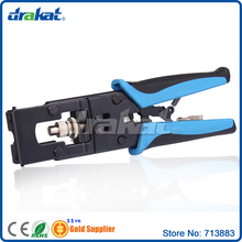 Multifunctional RG58 RG62 RG6 RG59 BNC RCA F Coaxial Cable Crimping Tool(China)