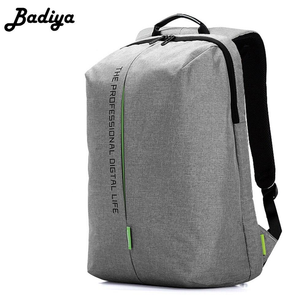 Waterproof Anti Theft Travel Backpack Men Nylon Wearable 15.6 inches Laptop Backpacks Male Back Pack Bag School Mochila<br>