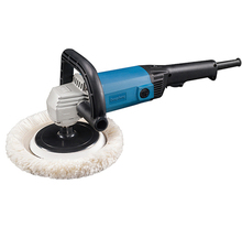 1400w Car Polisher 180mm 100% Wool Waxing Machine 220v/50hz 690-3800rpm Infinitely Variable Transmission S1P-FF04-180(China)