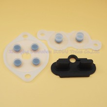 50set/lot 3 in 1 Conductive Rubber Button D-Pad Pads Repair For Nintendo NES PC USB Controller