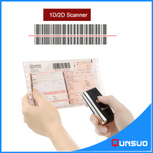 Laser barcode scanner for warehouse inventory logistics supermarket POS system barcode scanner