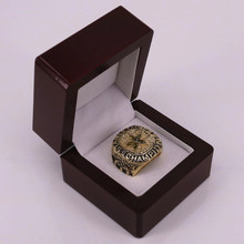 US Size factory price ice hockey 1999 Dallas Star Stanley Cup World Championship Rings Replica Solid Ring Drop Shipping(China)