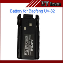 Portable Radio Baofeng UV-82 2800mAh recharger battery for two way radio uv 82 walkie talkie li-ion battery