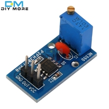 2PCS NE555 Adjustable Frequency Pulse Generator Board Module For Arduino Smart Car Adjustable Resistance Adjust Output Frequency