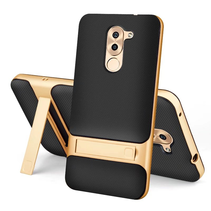 Cell Phones & Accessories Cases, Covers & Skins Original Coque Portefeuille Pour Huawei Honor 6x Gr5 2017 Mate 9 Lite Avec Support