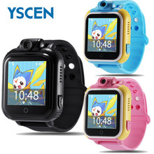 NO.1 2017 Newest Smart watch Kids Wristwatch Q730 3G GPRS GPS Locator Tracker Smartwatch Baby Watch Camera IOS Android - YSCEN Store store