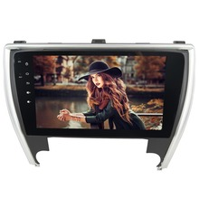 "10.1"" HD 1024*600 Android 6.0 Car DVD Radio GPS Stereo Navigation Player for Toyota Camry US Middel East Version 2015 2016"
