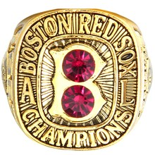1967 BOSTON RED SOX NATIONAL LEAGUE BASEBALL CHAMPIONSHIP RING MEN SIZE 11