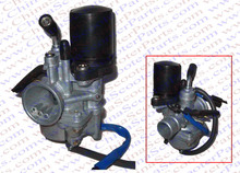 19mm Carburetor Minarelli 1PE40QMB Piaggio Zip Keeway Jog 50 90 50cc 90cc PZ19J Polaris E-Ton scooter ATV Buggy(China)