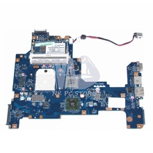 K000103980 Main Board For Toshiba Satellite l675 L675D Laptop Motherboard NALAE LA-6053P HD3200 DDR3 Socket s1 Free CPU(China)