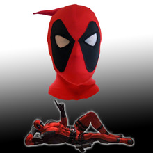 COSPLAY Toys Cool Mask Balaclava For Deadpool X-Men Halloween Costume Party Accessories Movie Toy Game Prop(China)